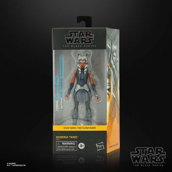 Star Wars The Black Series 2020 Clone Wars Ahsoka Tano Pre-Order